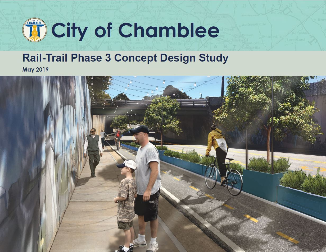 Rail Trail Phase 3 Extension Concept Plan