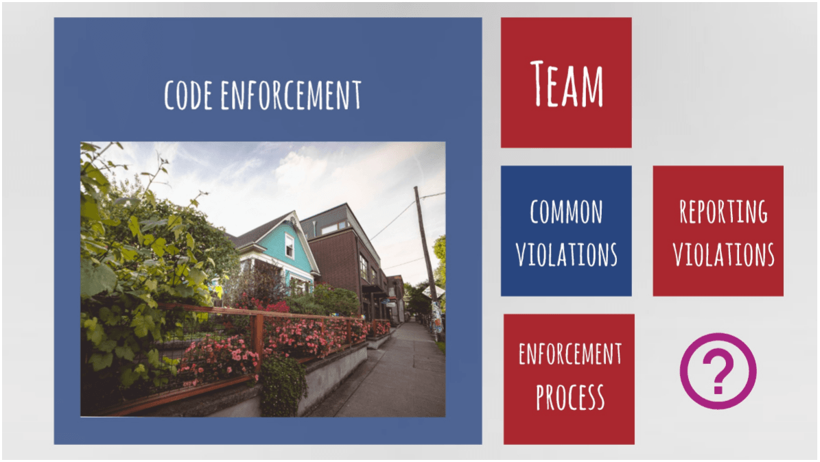 Code Enforcement Image