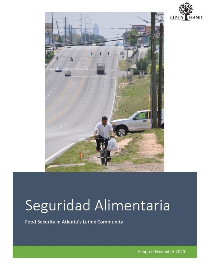 Seguridad Alimentaria - Food Security in Atlantas Latinx Community