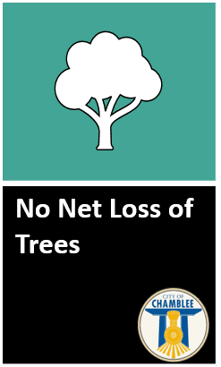 Click to read full No Net Loss of Trees Policy Opens in new window