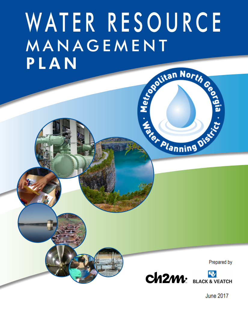Metro North GA Water Resource Mgmt Plan Icon Opens in new window